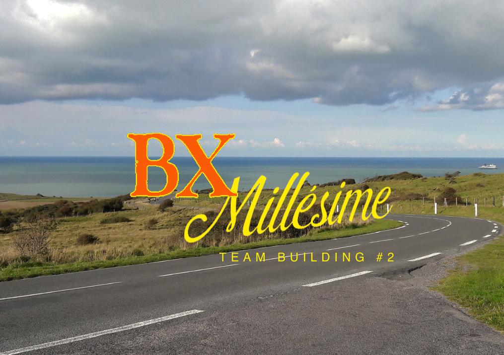 visuel Team building #2 BX Millésime